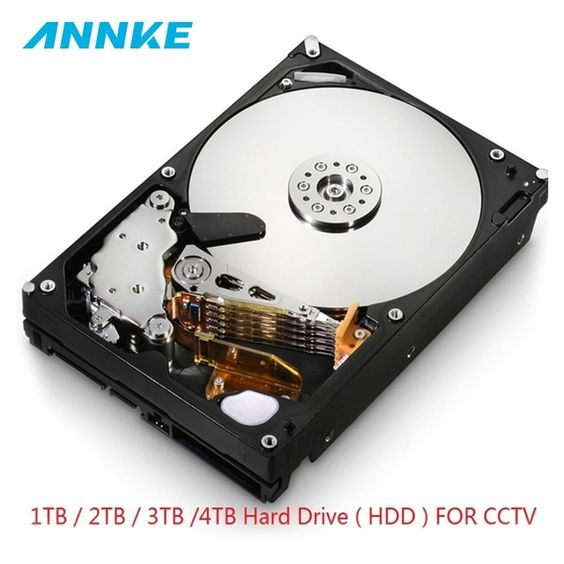 3 5 Inch Hard Drive 1tb 2tb 3tb 4tb Sata Cctv Surveillance Hard Disk Internal Hdd For Cctv Video R Dvr Security System Security Camera System Cctv Surveillance