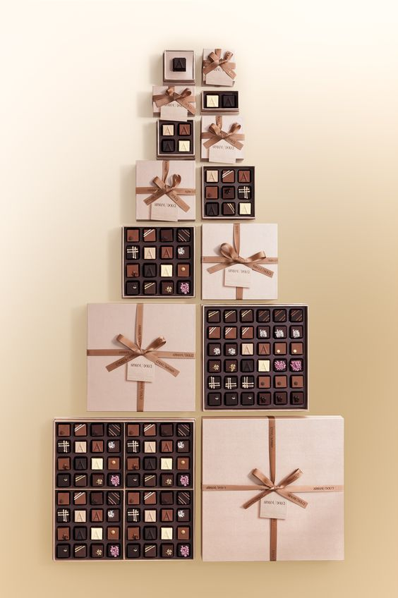 Spread some delicious holiday cheer with Armani/Dolci, guaranteed to make the season even sweeter! See more on ArmaniDolci.com