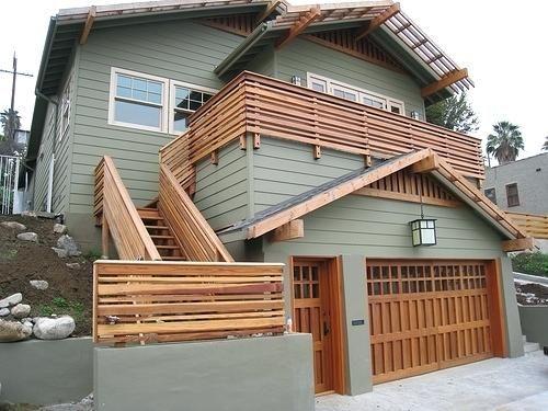 Modern Porch Railings Stylish Modern Porch Railing Design On Front