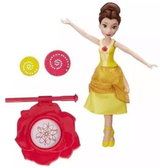 Disney Princess Belle Beauty The Beast Doll Hasbro Dancing