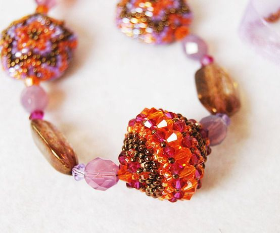 free beaded bead pattern: