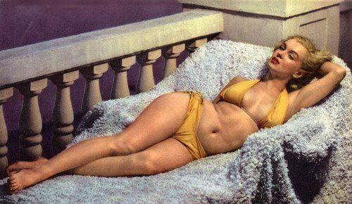 Marilyn Marilyn Marilyn !