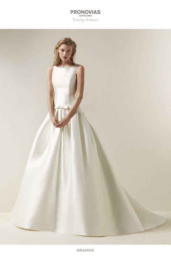 Unique  best Pronovias Wedding Dresses images on Pinterest Wedding dressses Perfect wedding dress and Photo shoot