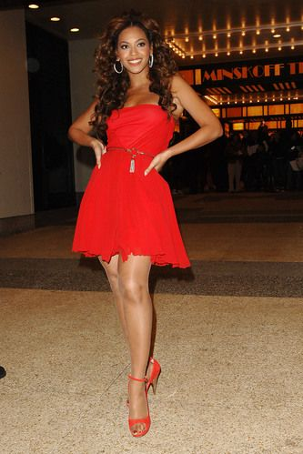 beyonce red dress - Google Search  best dresses  Pinterest  Red ...