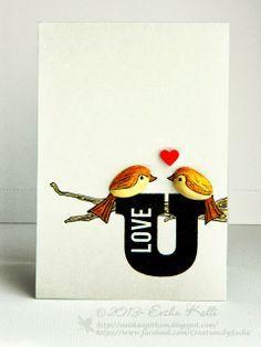 Love Birds from Pistachio shells   Love for art in many forms- Eesha Kolli…
