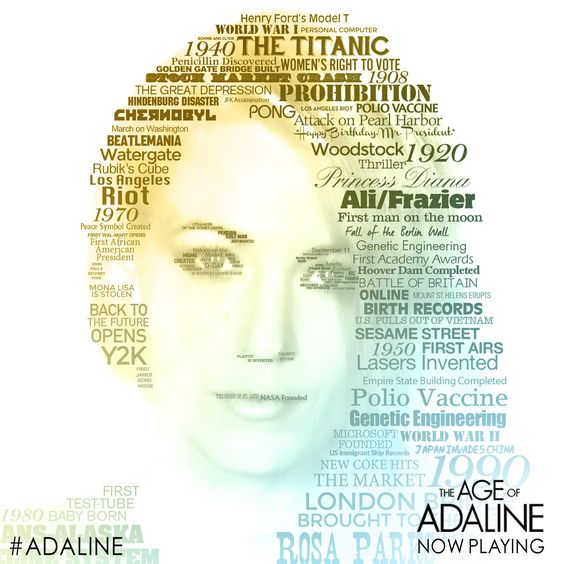 #Adaline has witnessed nearly 100 years of history...