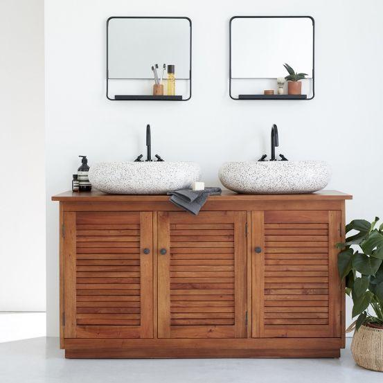 50++ Meuble salle de bain en acajou trends