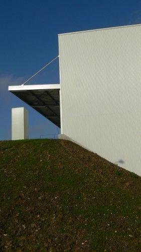 Vision graphique du bâtiment.