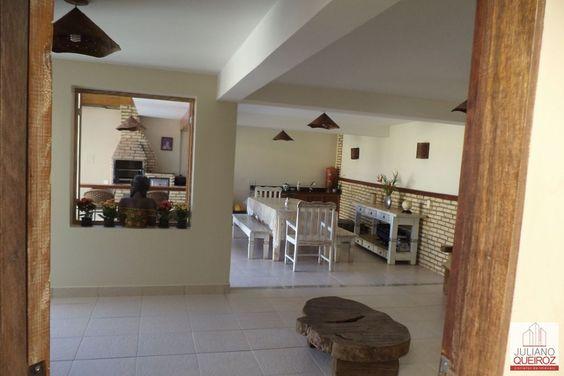 Casa - Venda - Jardim Centro - Patos de Minas/MG - Juliano Queiroz - Corretor de Imóveis / Perito Avaliador - Patos de Minas/MG