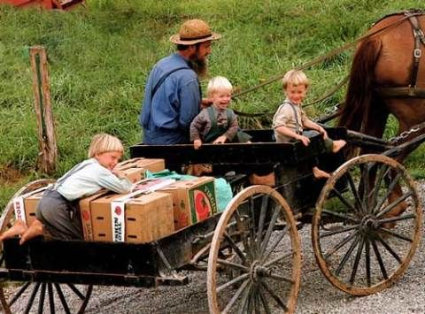 DUNIA Magazine â The Amish: Preserving an Old-Fashioned Way of ...