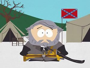 The Many Faces of Eric Cartman: General Lee