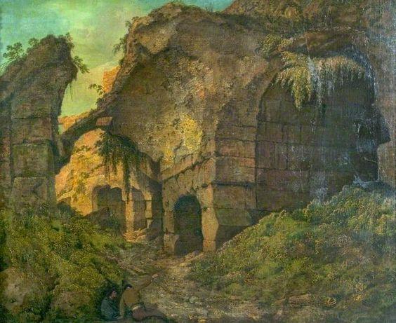 ART & ARTISTS: Joseph Wright of Derby - part 4