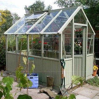 cottage greenhouse ~