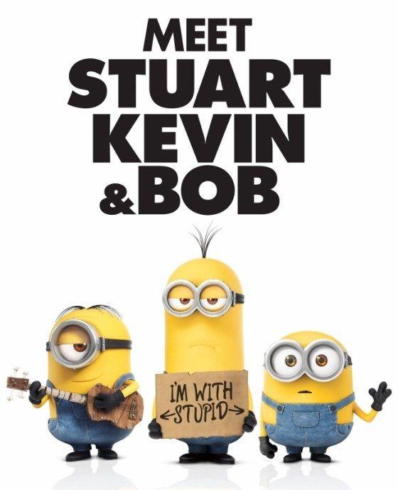 meet stuart kevin and bob wikia