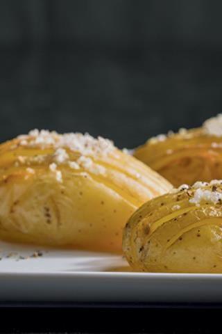 Pommes de terre au four en 20 minutes