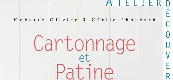 Cartonnage & Patine