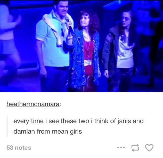 Means Girls and Heathers the Musical