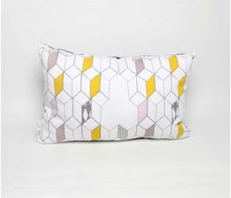 Big Dimension Cushion / Studio Lilesadi #pillow #home