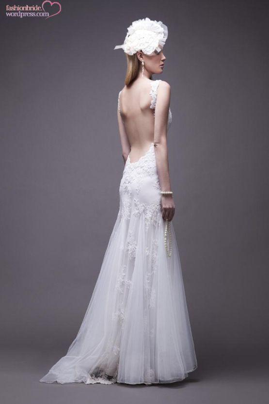 Galit Levi 2015 Spring Bridal Collection | Fashionbride's Weblog