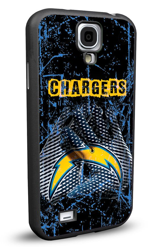San Diego Chargers Cell Phone Hard Case for Samsung Galaxy S5, Samsung Galaxy S4 or Samsung Galaxy S4 Mini