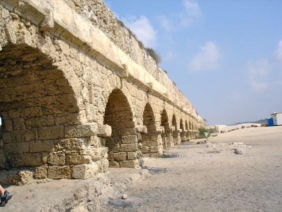 aqueducts in Israel
