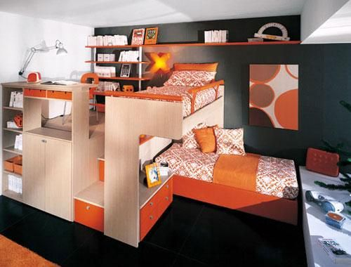 Cool Adult Beds amazing bedroom designs with cool loft beds from sangiorgio mobili