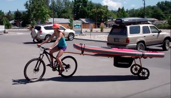 Industry News | Salamander Debuts Bike Trailer