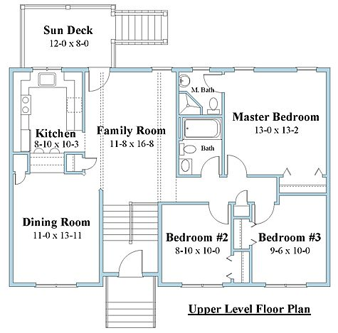 10 Awesome Raised Ranch House Ideas Floor Plans Ranch Ranch House Ranch House Plans