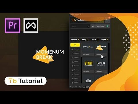 Quick Tour Of Type Builder Text Animation Kinetic Typography Free After Effects Plugin Youtube Text Animation Tutorial After Effect Tutorial
