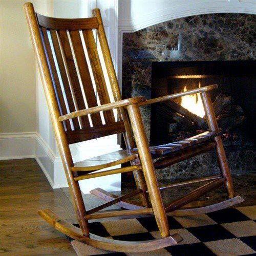 Dixie Seating Co Farm Road Extra Wide Rocking Chair