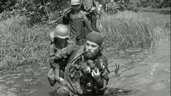 Witness to the End, Photographer Reflects on Vietnam - n 1971, a 24-year old photographer by the name of David Hume Kennerly was sent to cover the Vietnam War by his then employer, United Press International.