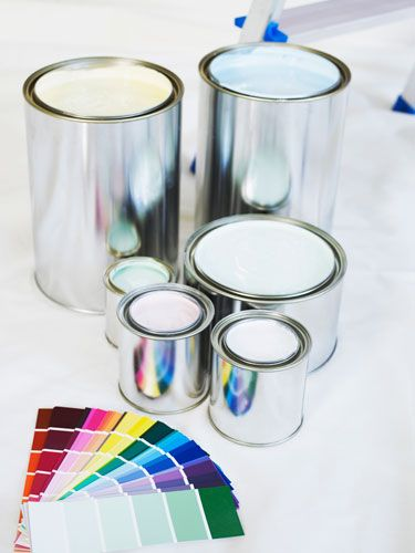 pintar paredes de color