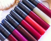 No chemicals lip stain