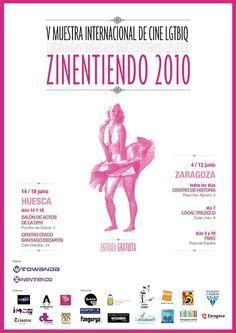 Cartel Zinentiendo 2010 edicion V: