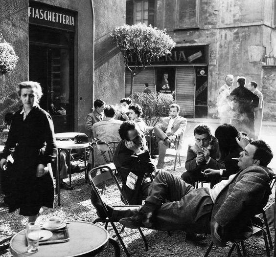 Milán, 1953 (by Ugo Mulas)