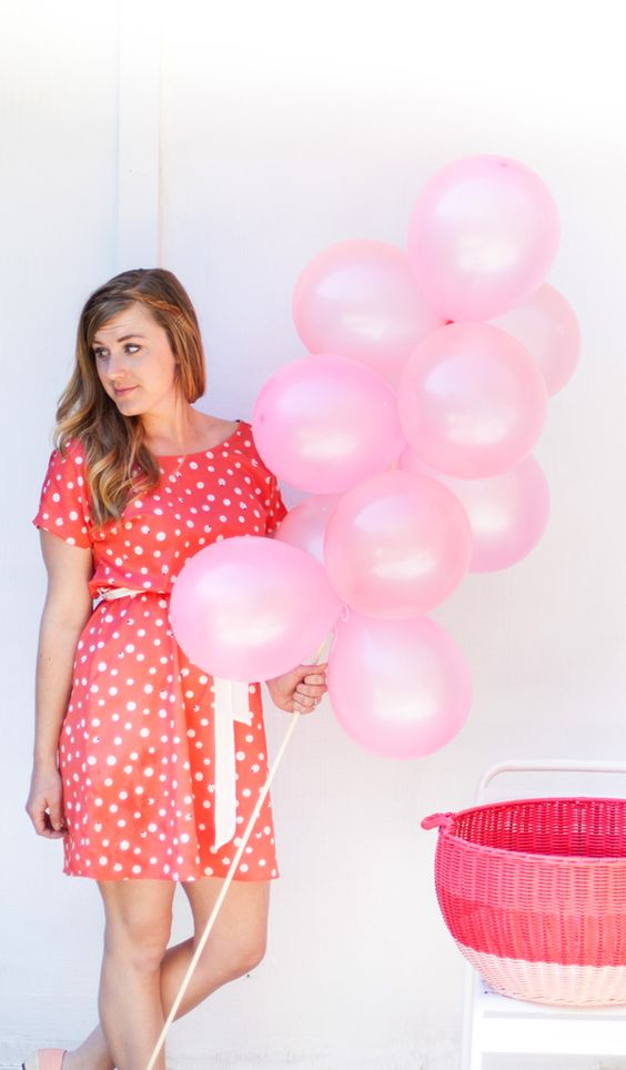 Elevate Your Next Outdoor Party with Easy-to-Make Balloon Stakes