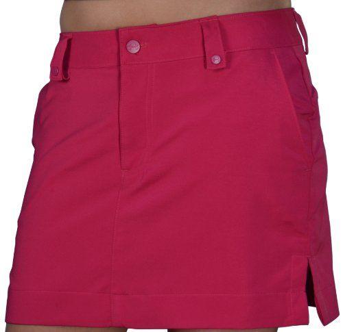 Under Armour Women's UA Core Solid Allseasongear Skort Pink