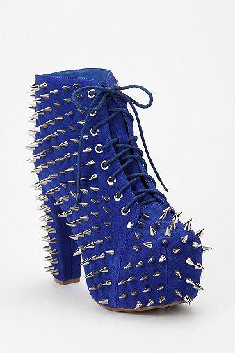 Jeffrey Campbell Lita All-Over Spike Boot
