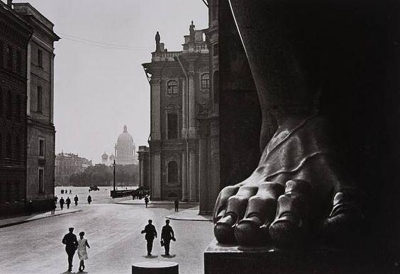 San Pietroburgo (Leningrado) 1930 Foto: Boris Ignatovich