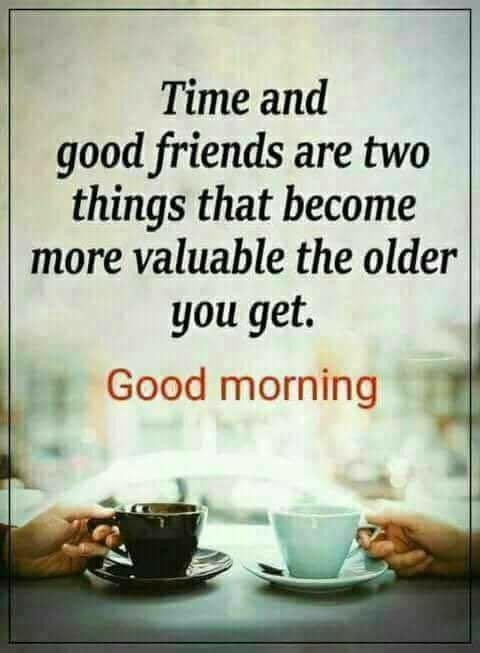 Good Morning Time Good Friends Are Valuable Good Morning Friends Quotes Good Morning Beautiful Quotes Morning Quotes Funny