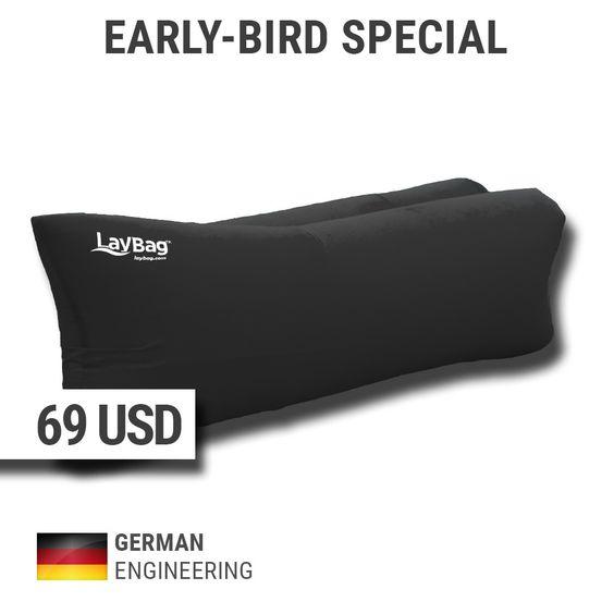 Lay Bag™ BLACK
