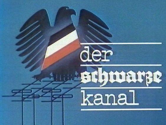 Dies war eine regelmäßige Propagandasendung der DDR, vorübergehend war das auch in Hamburg zu empfangen.