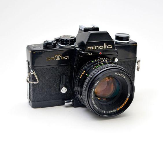 Asahi Pentax SP500 SLR 35mm Camera c.1971 by SopworthVintage