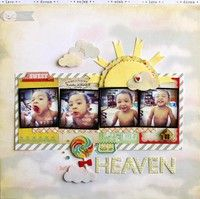 A Project by jbarksdale from our Scrapbooking Gallery originally submitted 06/04/12 at 08:58 AM