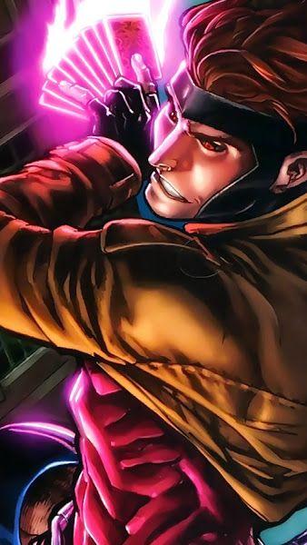Gambit Wolverine 4k 3840x2160 Wallpaper Marvel Rogue Man Thing Marvel Mundo Marvel
