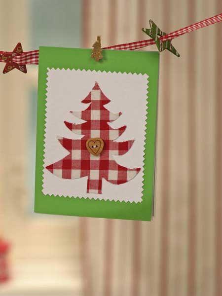 weihnachtskarten basteln xmas cards pinterest hausgemacht zuhause und basteln. Black Bedroom Furniture Sets. Home Design Ideas