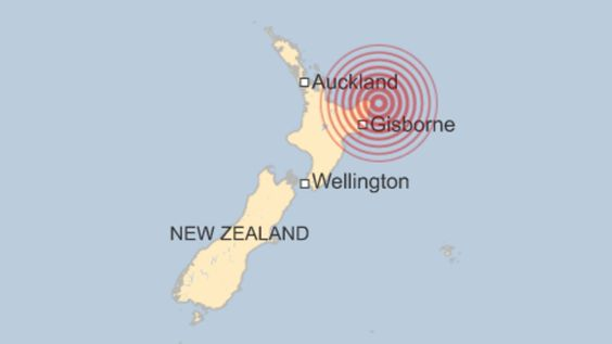 Residents of a small community on the east coast of New Zealand's North Island… SEP 2 2016