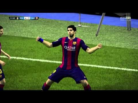 Fifa 15 Online season goals and highlights