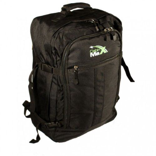 Cabin Max Metz Backpack Flight Approved Carry on Bag - 22x16x8 ...
