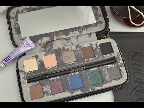 Smoked Palette Eyeshadow Tutorial   Urban Decay ✿ - YouTube